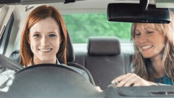 Advice for parents giving driving lessons