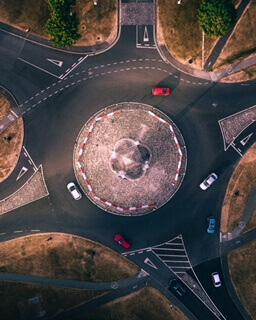 roundabouts and nerves