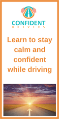 Confident Drivers - Learn to stay calm and confident while driving